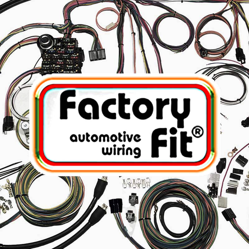 Factory Fit® by American Autowire